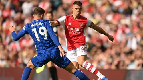 The Gunners were well off the pace in the defeat to Chelsea