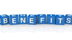Benefits on offer were more comprehensive in the multinational sector