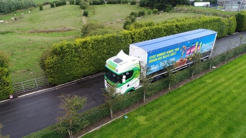 NWP manages more than 250,000 tonnes of organics annually across the island of Ireland