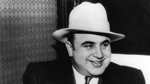Although Al Capone was one of the most feared figures in organised crime during the Prohibition Era, he was never convicted of a violent crime