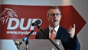 DUP leader Jeffrey Donaldson is currently the MP for Lagan Valley