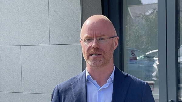 Stephen Donnelly said the next steps will depend on NPHET advice