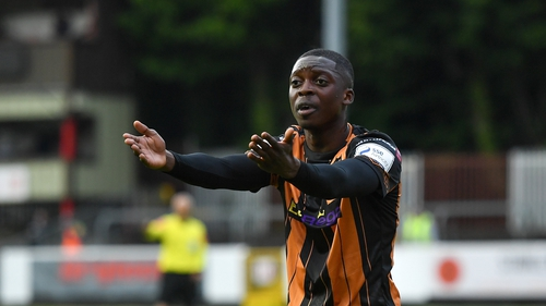 Val Adedokun will play for Brentford's 'B' side