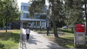 Seven people were taken ill at the Technical University Darmstadt