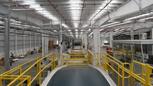 Smurfit Kappa's plant in Culiacan in north-west Mexico