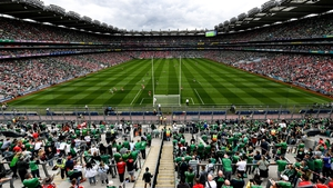Crowds at Croke Park for last Sunday's All-Ireland hurling final