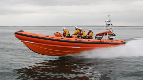 Galway RNLI was tasked to the rescue (File)