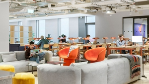 Two of WeWork's Dublin locations - including its Dublin Landings offices - will allow customers to book space on an hourly or daily basis