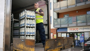 A shortage of lorry drivers is a major factor in the problem