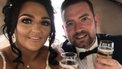 Josh Willis said his wife Samantha initially had mild symptoms of the disease, but later began to experience severe breathlessness