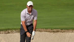 """Rory McIlroy: """"I'm just sort of getting through it, to be honest."""""""