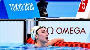 Ellen Keane took gold for Ireland