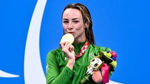 Ellen Keane claimed gold in her fourth Paralympic Games