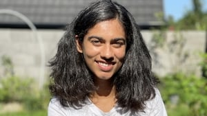 Saanvi Kaushik developed an app to help occupational therapists deliver care to their patients