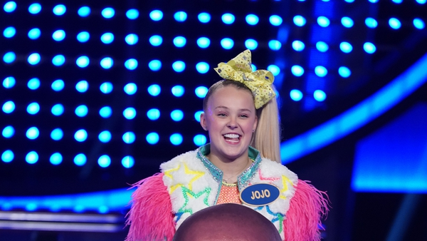Jojo Siwa is to be part of first same-sex pairing on Dancing with the Stars