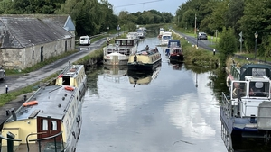 Concerns of low water levels on The Grand Canal