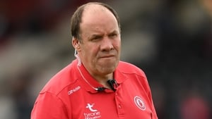 Tyrone joint-manager Feargal Logan