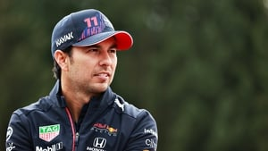 Perez took the second seat at Red Bull for 2021 after Alex Albon was dropped