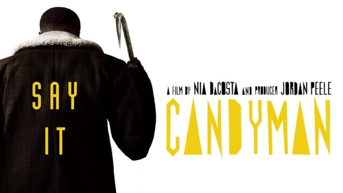 The Candyman can
