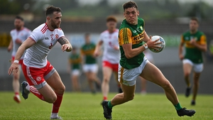 David Clifford and Kerry put six goals past Tyrone in June