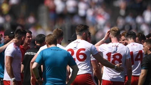 Tyrone are looking to reach a first final since 2018