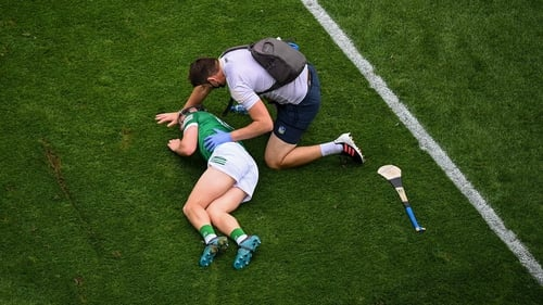 Peter Casey may be out for between six and nine months