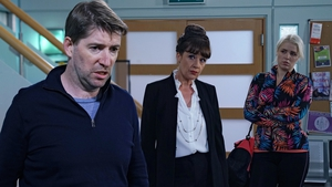 Will's problems mount on Fair City this week