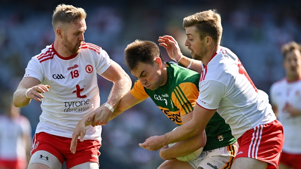 Tyrone are in the 2021 All-Ireland final