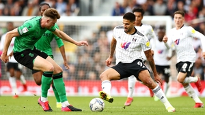 Aleksandar Mitrovic was in red-hot form for the Cottagers.
