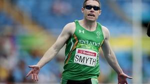 Jason Smyth took Gold in Rio.