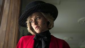 Kristen Stewart as Lady Diana in Spencer