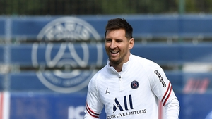 Messi is set to make his Ligue 1 debut