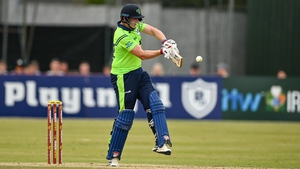 Kevin O'Brien during match two of the Dafanews T20 series