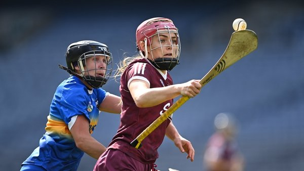 McGrath scored 1-2 from play for Galway