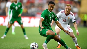 Adam Idah goes into Ireland's game with Portugal full of confidence