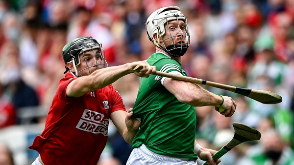 Cian Lynch was to the fore as Limerick destroyed Cork in the All-Ireland final