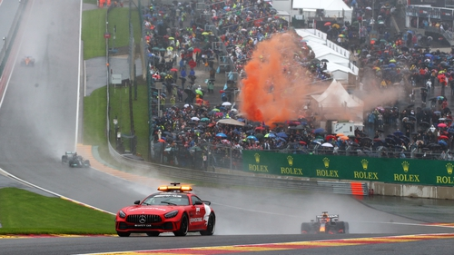 """Todt: """"This year's Belgian Grand Prix presented extraordinary challenges to the FIA Formula One World Championship"""""""