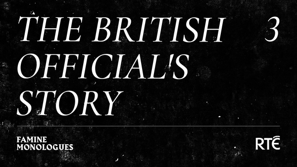 The British official's story