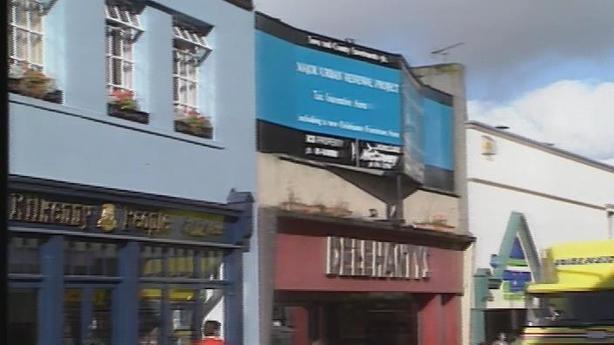 Plans for Kilkenny Shopping Centre