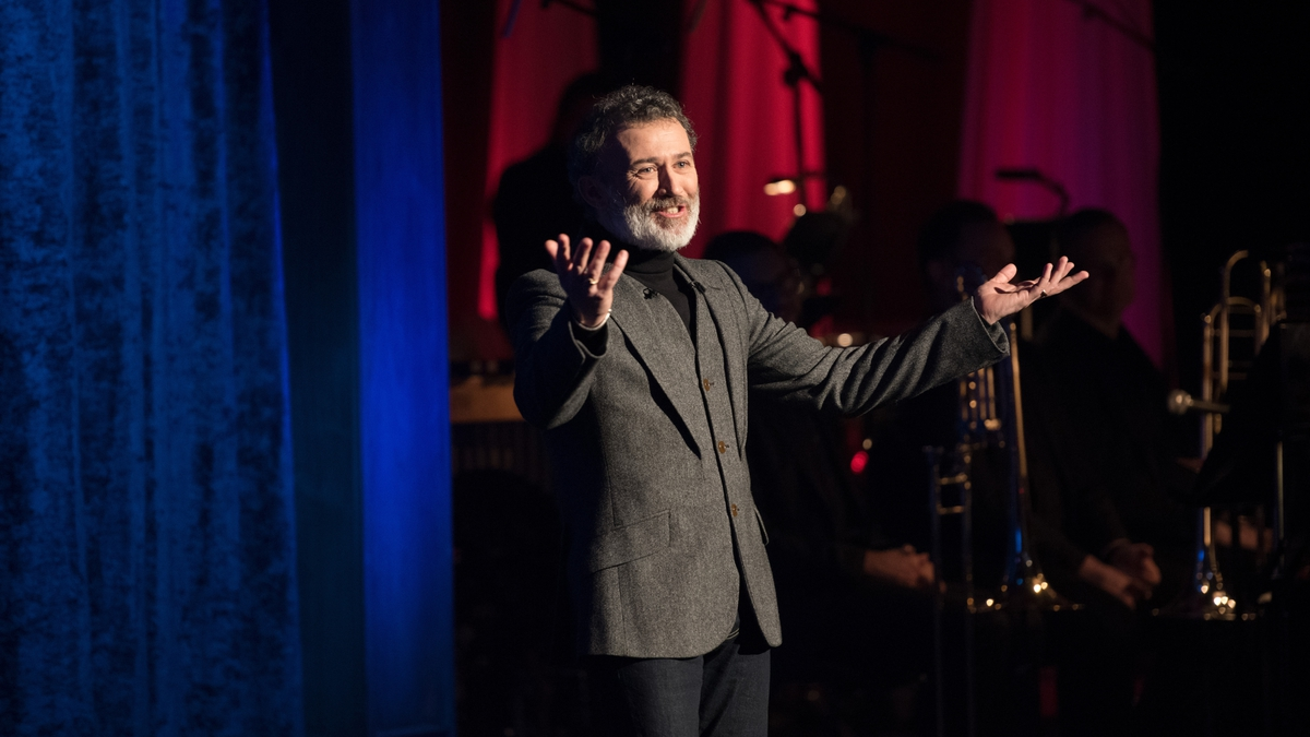 The Lyric Concert with Paul Herriott Friday 17 September 2021
