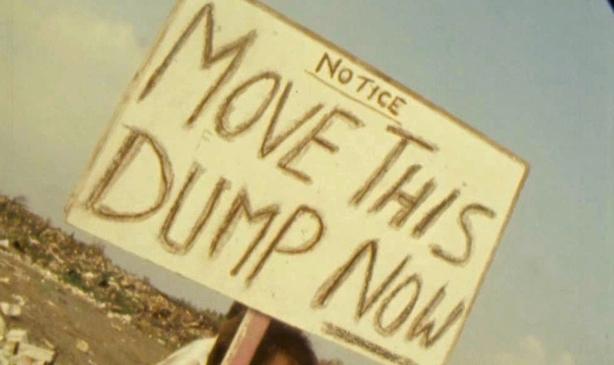 Buncrana Dump Protest (1981)