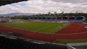 Laugardalsvollur, Iceland's national stadium