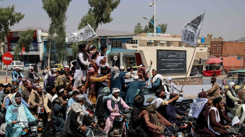 When the Taliban last ruled, the ambassador of the Afghan government they toppled remained the UN representative