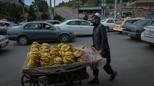 Daily life in Kabul as the UN warns basic services threatened to collapse 'completely'
