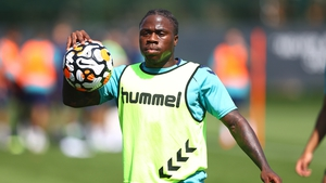 Obafemi had been at Southampton since 2016