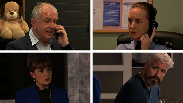 Fans can find out what happens next on Wednesday on RTÉ One at 8:00pm