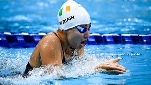 Róisín Ní Riain has had an excellent Paralympics