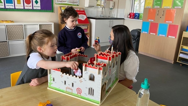 Over 45,000 children currently attend a gaelscoil in Ireland