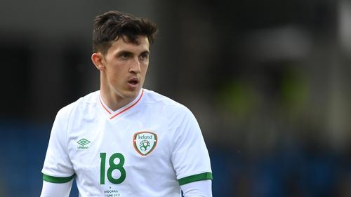 Jamie McGrath has broken into the Ireland team since Stephen Kenny took over
