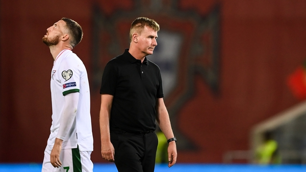 Stephen Kenny believes his players have shown confidence despite results
